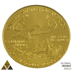 1/4 Onza de Oro Gold Ounce