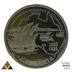 Ounce of Platinum Discovery of Australia