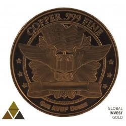 Commemorative Coin of Abraham J Lincoln