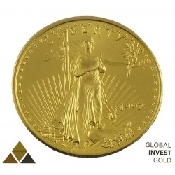 1/4 Onza de Oro Gold Ounce