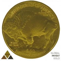 Gold Ounce American Buffalo