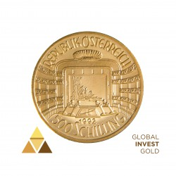 1/4 Ounce of Gold Vienna Philharmonic Orchestra