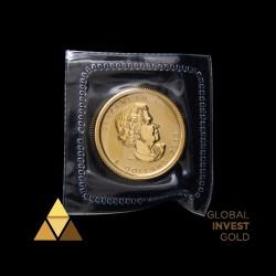 1 Oz Gold Maple Leaf 2010