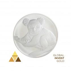 1 Kg Silver 30 $ Australian Koala 2009