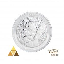 Onza de Plata 1$ Koala Australiano 2013