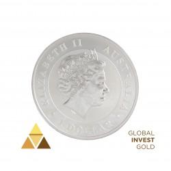 Silver Ounce $ 1 Australian Kookaburra 2013