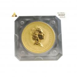 1 Oz Gold Australian Kangaroo 31.10 g 1990
