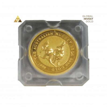 1/2 Oz Gold Australian Kangaroo  31.10 g 1990