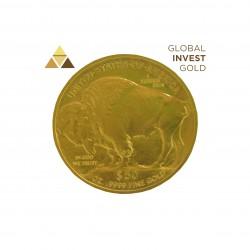 1 Oz Oro Búfalo Americano 31,10 g 2011