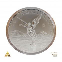 1 Kg Silver Goddess of Liberty 2015