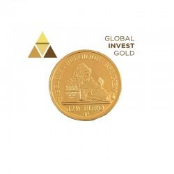 Moneda de Oro Belgica 2006 12 1/2Euros