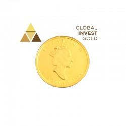 Moneda de Oro Canada Hoja de Arce 1.20