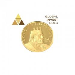 Moneda de Oro Croacia 2010 20 kuna