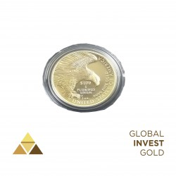 Ounce of Gold 2019 American Liberty