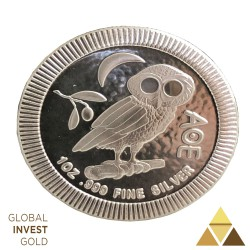 Ounce of Silver Niue 2020