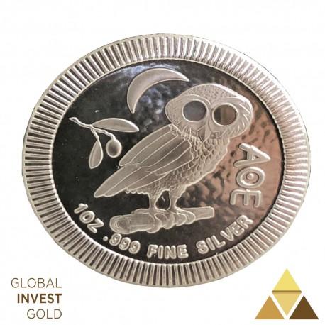 Ounce of Silver Niue 2020